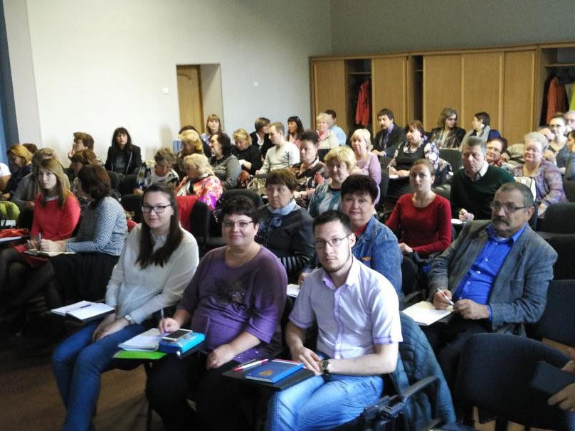 Калининградские учителя познакомились сновыми технологиями преподавания истории исодержанием курса пофинансовой грамотности
