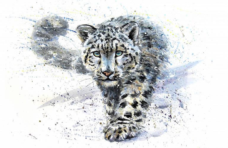 Присылайте свои работы на конкурс «Редкие животные в моем регионе» до 28 февраля!