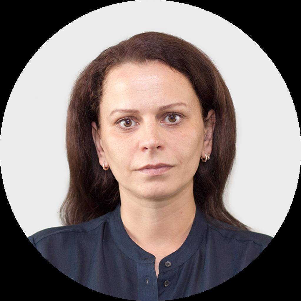 Гаглоева Ирина Михайловна