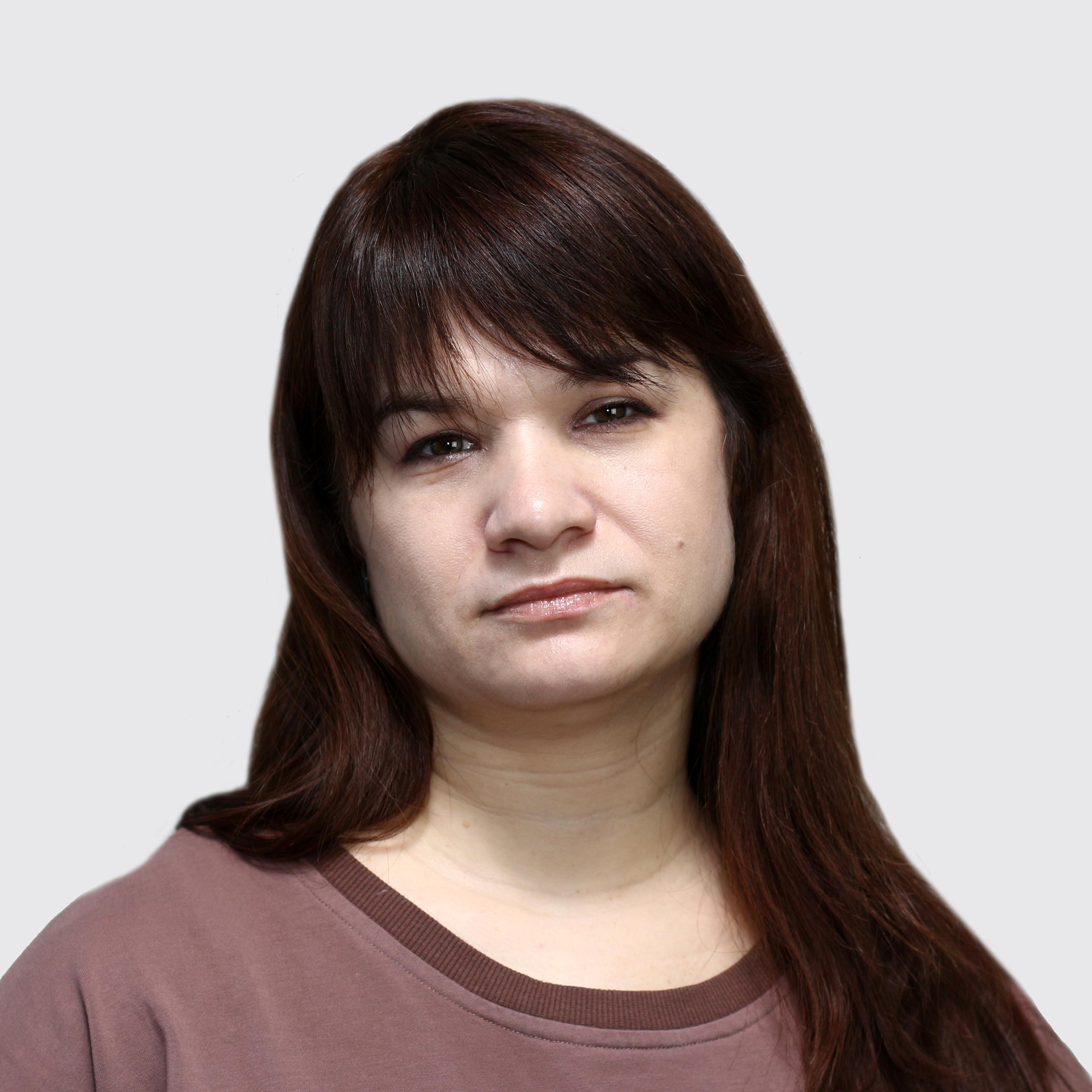Колчина Мария Васильевна