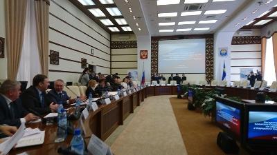 Результаты исследования «Индекс образовательной инфраструктуры» представлены накруглом столе Комитета Государственной Думы понауке иобразованию